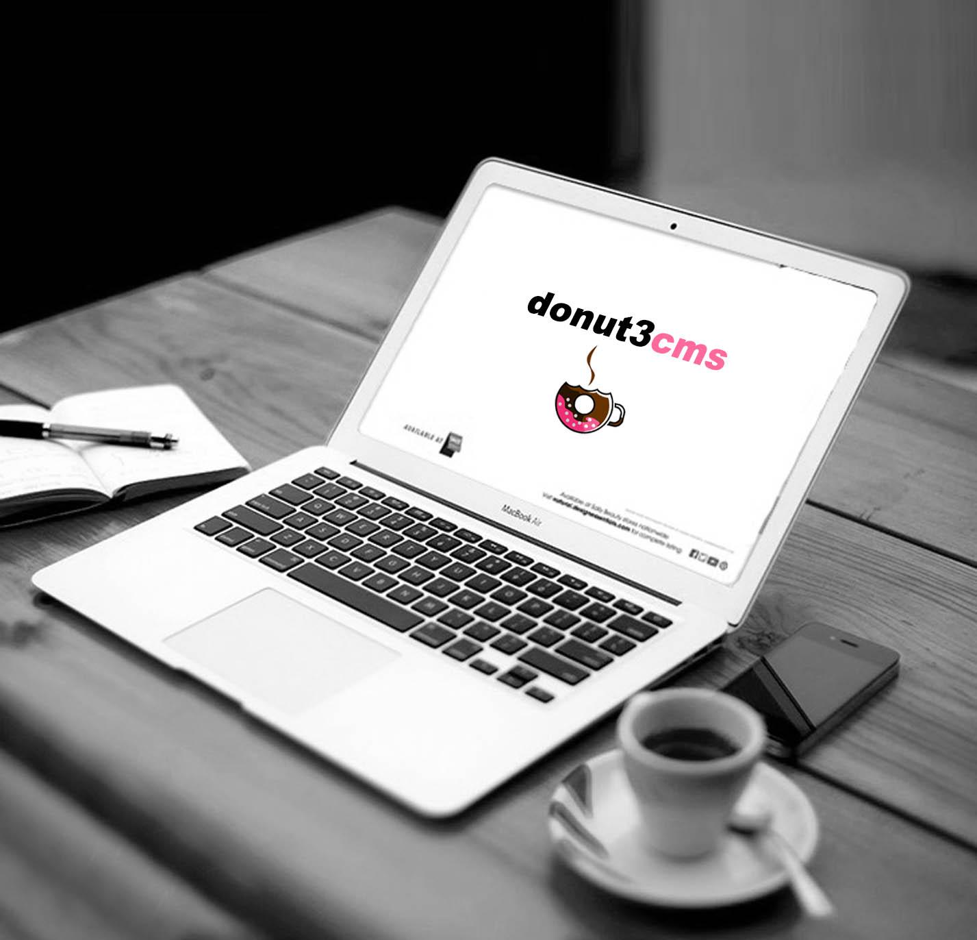 Digilopment CMS Donut 3
