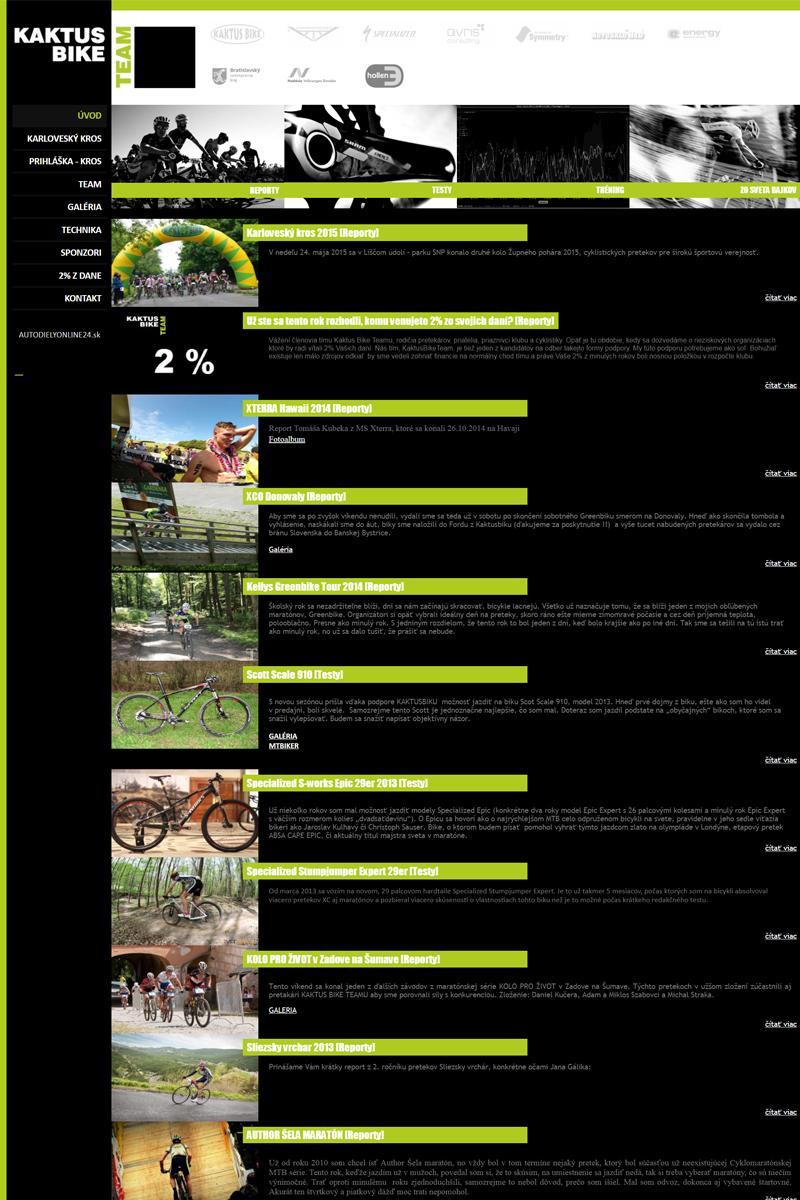 Kaktus bike team
